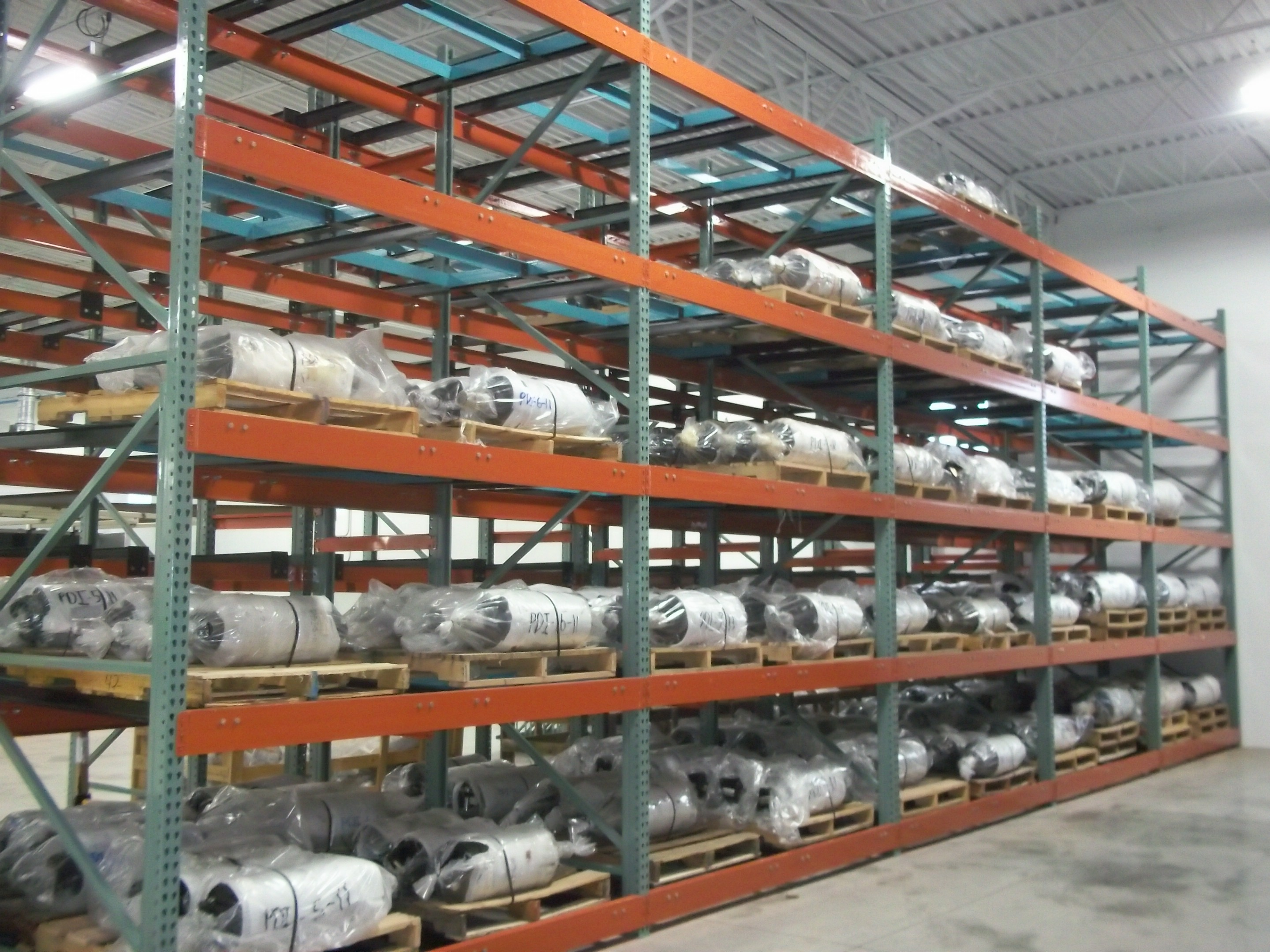 x deck mesh product wire now w pallet d rack