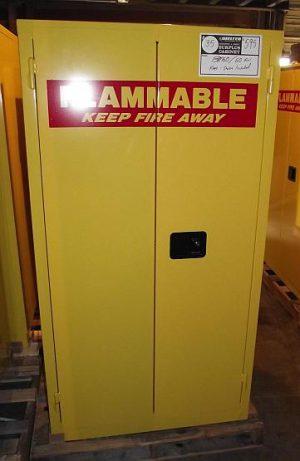 #34 BM60 / 60 Gallon Standard Flammable Cabinet - New Surplus
