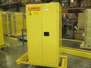 60 GAL Flammable Cabinet JAMCO # BM60 - NEW