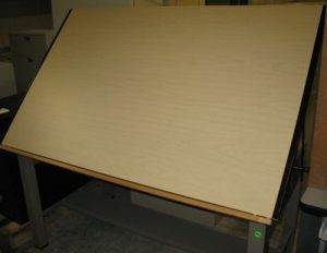 Maple Top Drafting Tables - Used