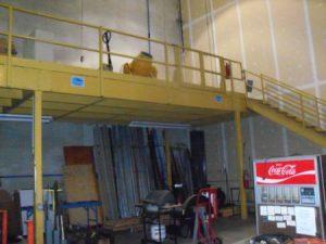 12'x44' Mezzanine