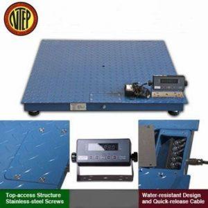 NTEP DWP-5000F Dual-Power Floor Scale - New