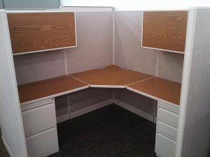 Haworth 6'x6' or 6'x9' Workstations - Used