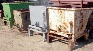 Dump Hoppers - Used