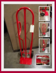 Maximus Hand Truck - New Surplus
