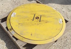 PALLETPAL By Southworth Low-Profile Disk Turntable - Used