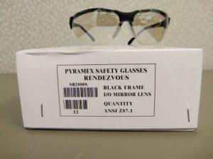 Pyramex Safety Glasses - New
