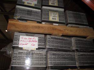 Huge Inventory Of Screws & Fasteners - New Surplus