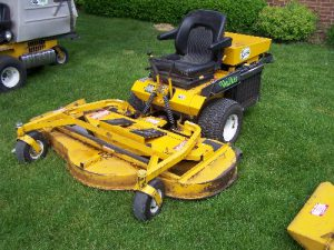"Walker 24.5 HP Model NR MDCSD 62"" Deck"