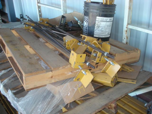 Spanco Rigid Lifelines Fall Protection Track Used
