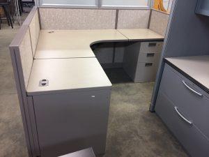 6'x 6' Workstation