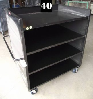 "Heavy Duty Welded Cart #40 (49""x37""x58"") - New Surplus"