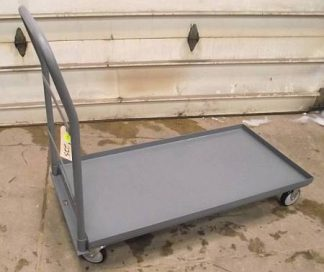 "Heavy Duty Welded Cart #91 (24""x50""x40"") - New Surplus"