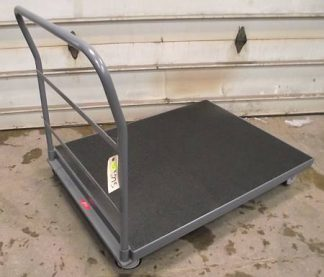 "Heavy Duty Welded Cart #92 (36""x50""x41"") - New Surplus"