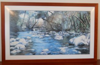 Art Print 29 - Babbling Brook - Used