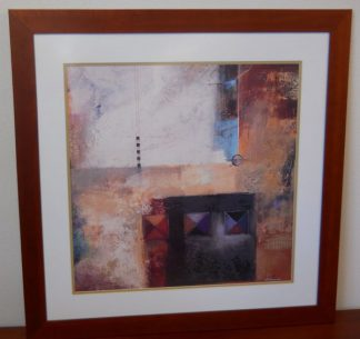 Art Print 3 - Artist - Adam O - Abstract - Used