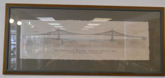 Art Print 37 - Brooklyn Bridge - Used