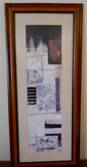 Art Print 44 - Bikes - Used