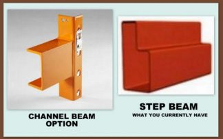 Step Beam & Channel Beam Picture