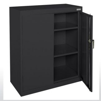 "36""x18""x42"" 2-Door Sandusky Storage Cabinet - New"