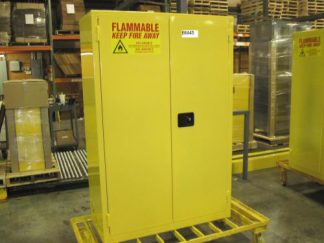 45 GAL Flammable Cabinet JAMCO #BM45 - NEW