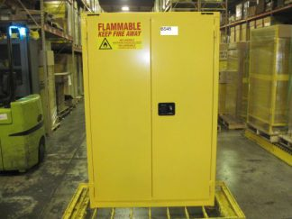 "45 GAL ""SELF CLOSE"" Flammable Cabinet #BS45 - NEW"