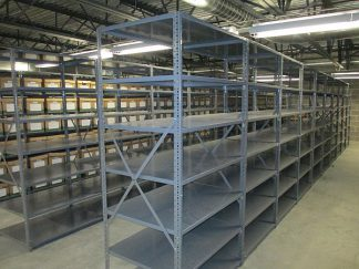 Shelving Project for the city - Cedar Rapids, IA