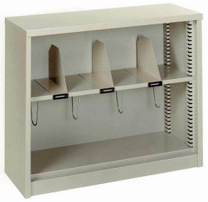 Lyon DD902421 Counter High Bookcase - New Surplus