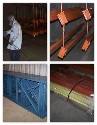 Reconditioned Pallet Rack