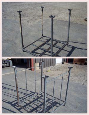 Light Duty Stack Racks - Used