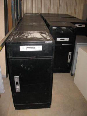 Black Lefubre Bank Files - Used