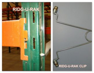 Ridge-U-Rak Pallet Racks