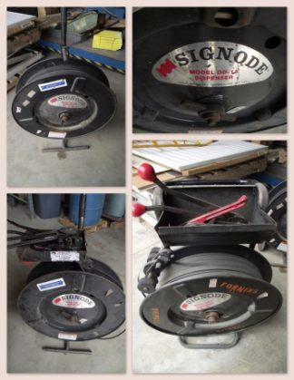 Banding / Strapping Carts - Used