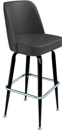 Bucket Style BAR STOOL - New