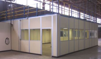 In-Plant Offices/Structures