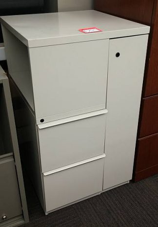 Knoll Brand Personal Storage Cabinet - Used