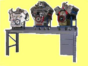 Maximus Heavy Duty Workbench w/ 1 Drawer Unit