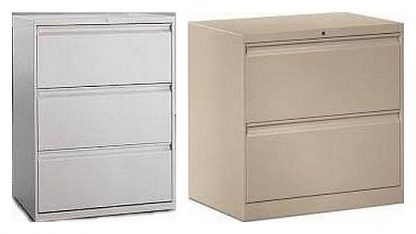 SURPLUS FILE CABINETS / DISCONTINUED AND OVERSTOCK