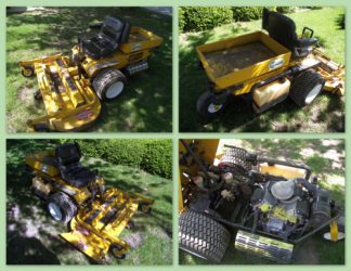 "Walker 52"" Deck 20 HP Kohler - Used"