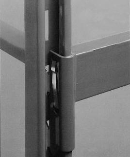 Webb or Prest Style Pallet Racks