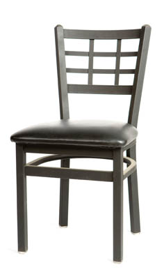 Window Pane DINING CHAIR - New
