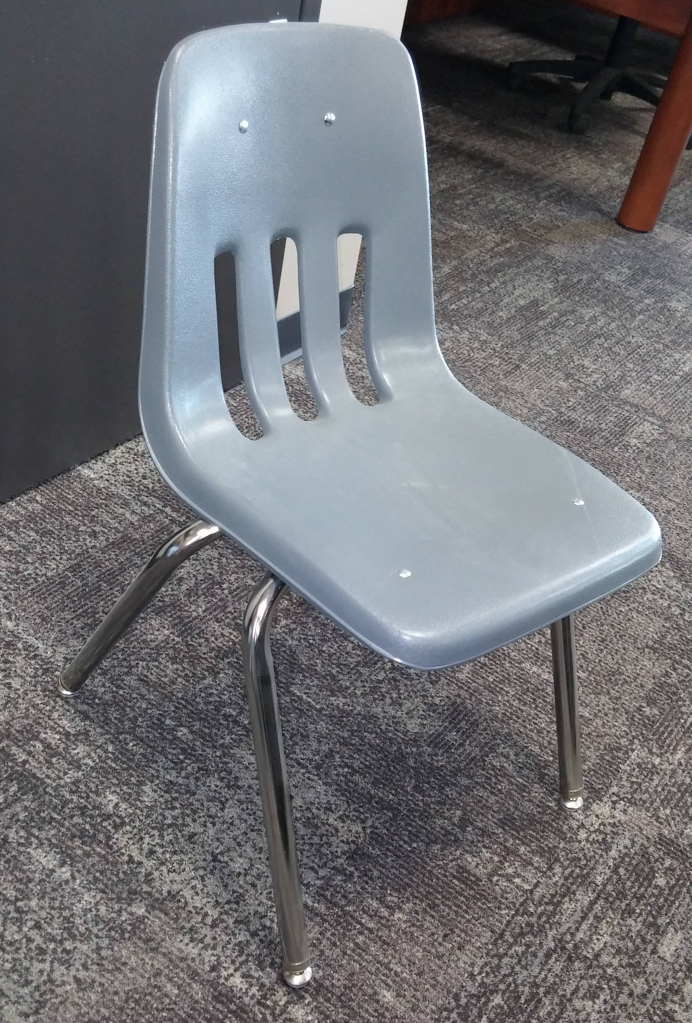 Hon Model 9018 18 Student Chair New Welter Storage