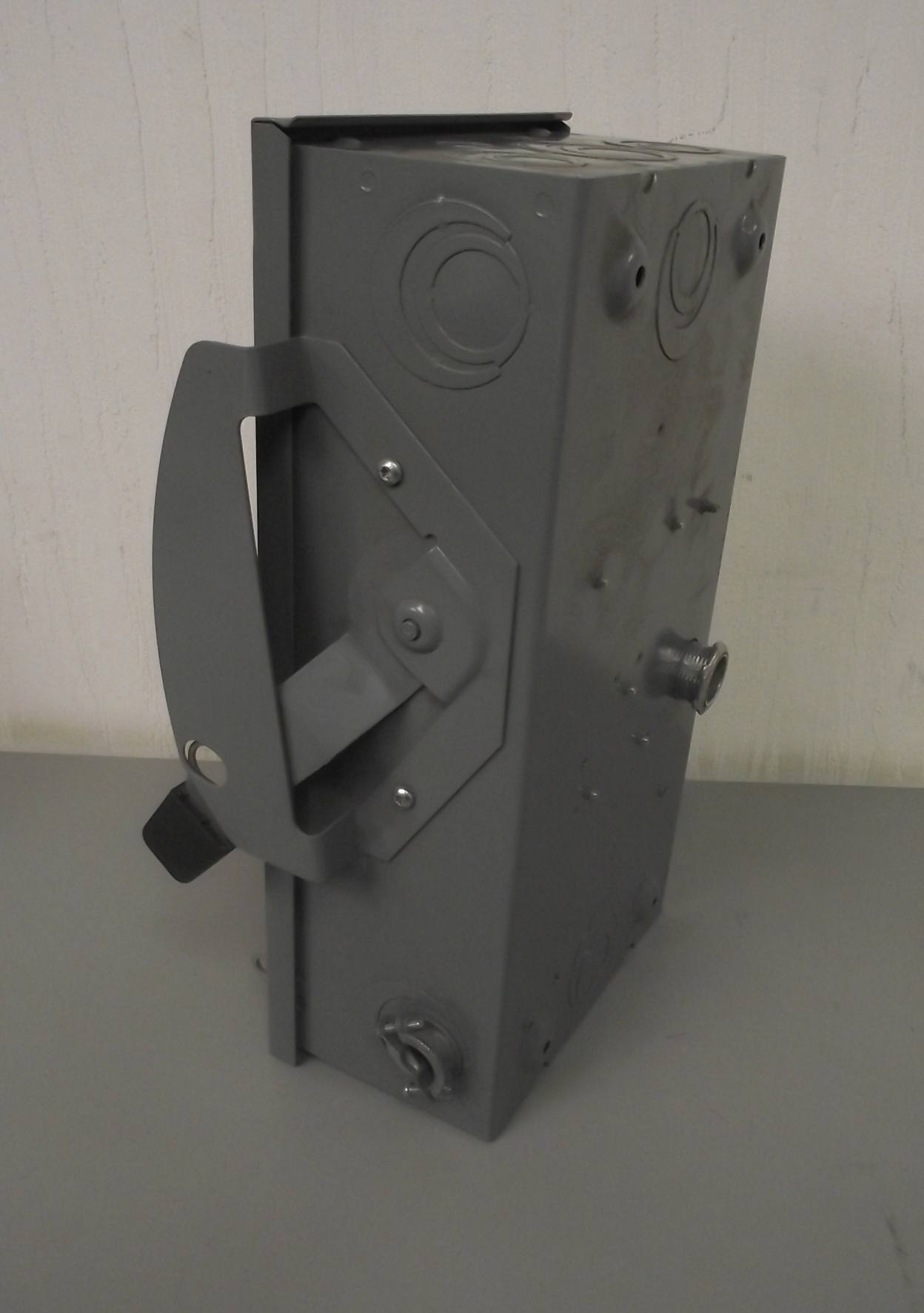 Square D General Duty Safety Switch D323n 100 Amp Fused