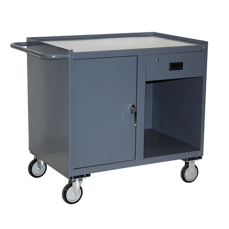Jamco Je236 24 X36 Mobile Workbench Cabinet Welter Cart C50 1058 1439 New Surplus