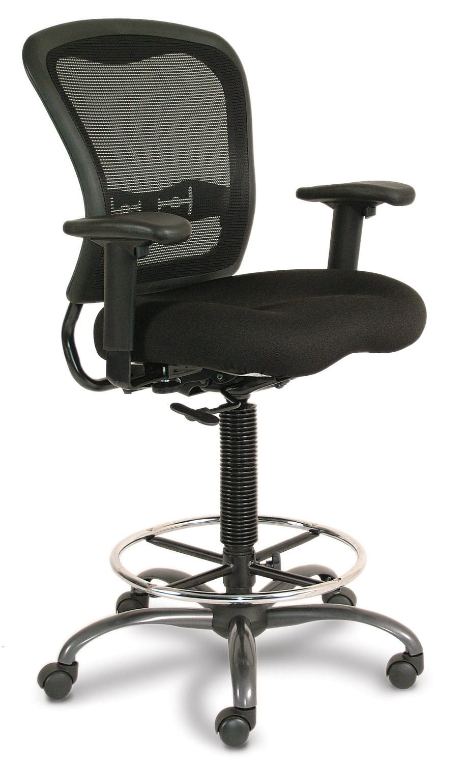 Pace Stool Chair With Optional Arms New 7851d Welter
