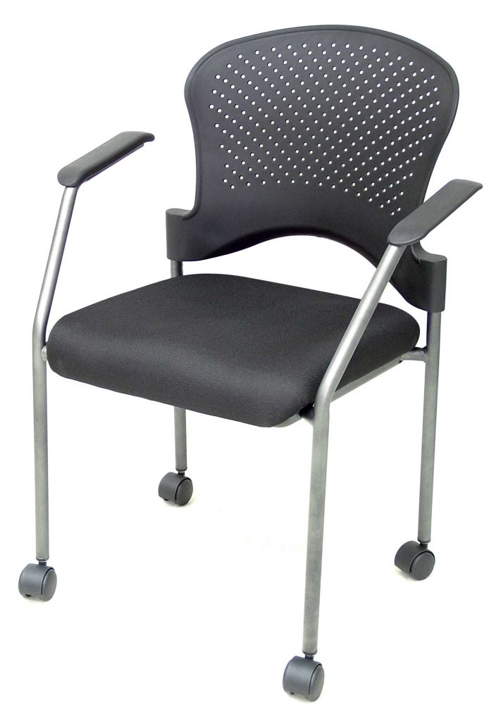 Capri Stackable Guest Chair With Arms News 2894tg